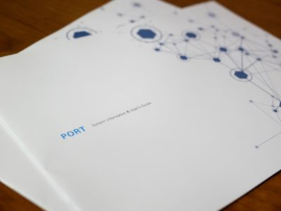 不動産会社が不動産運用のシステムを構築!?サービスをわかりやすく紹介するパンフレット