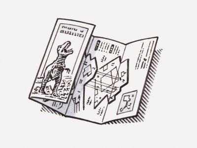 パンフレット・カタログ・リーフレット。これらの意味の違いと語源の紹介