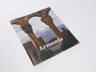 外国の魅力をわかりやすく伝え、文化交流と経済振興を促進するパンフレット